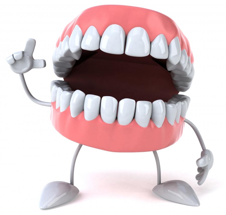 Открытки, смешные картинки с зубами для детей